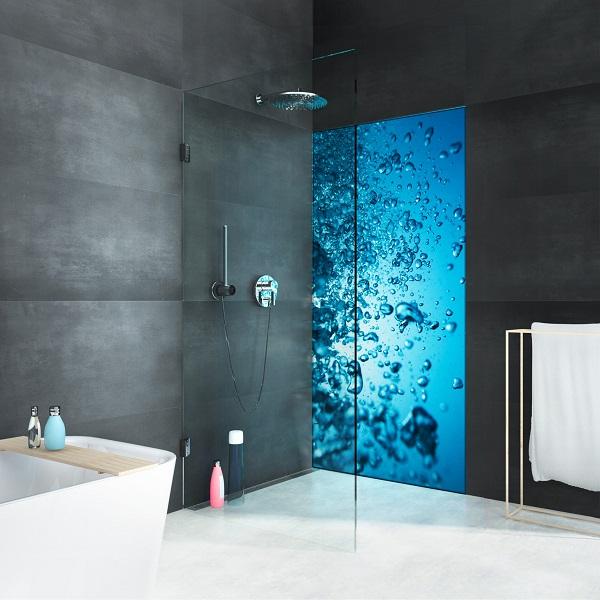 die richtige duschabtrennung w hlen die badgestalter. Black Bedroom Furniture Sets. Home Design Ideas